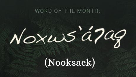 Nooksack - Nooksack Indian Tribe